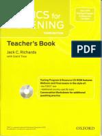 Tactics Basic Teacher's Book
