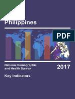 NHD survey