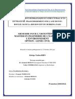 dimensionnement hydraulique et structurales d'un ouvrage de franchissement.pdf
