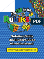 Rubiks 3x3 Solution Guide1