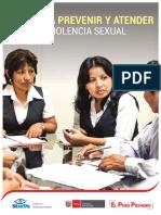 Guía Violencia Sexual