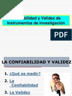 Confiabilidad y Validez de Instrumentos de investigacion.pptx
