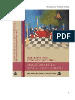 Masoneria en la Revolucion de Mayo_Varios.pdf