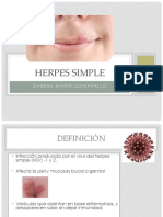 Herpes Simple- Marin