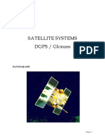 2_Satellite Systems DGPS-Glonass