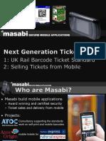 Masabi Rail Ticketing