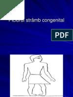 Picior Strimb Congenital