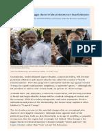 López Obrador is bigger threat to liberal democracy than Bolsonaro