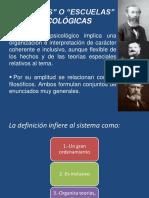 TIPO DE ESCUELAS