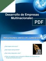 gestion empresas multinacionales