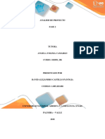 Analisis de Proyectos
