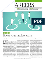 Boost Your Market Value