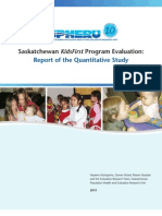 KidsFirst Evaluation