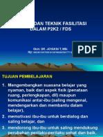 PRINSIP & TEKNIK FASILITASI.ppt