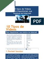 Tipos de vídeo