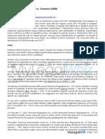 British American Tobacco vs Camacho 562 SCRA 511 DIGEST.pdf