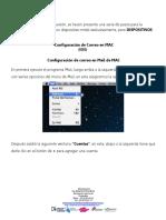 Manual de Configuración - Dispositivos MAC ó PC_IOS