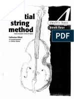 Sheila M. Nelson, The Essential String Method, Contrabajo, Books 4