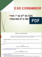 Direito Do Consumidor Slide