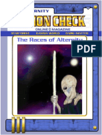 Alternity Races