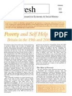 Poverty and self Help