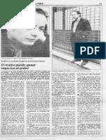 Ramón Griffero artículo