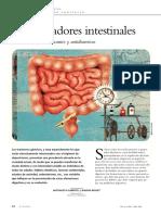 Reguladoes Intestinales, Tipos de Laxantes y Antidiarreicos - Antonieta Garrote, Ramon Bonet