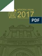 Conmibol Memoria Anual 2017