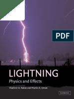 Myrl Shireman Static Electricity and Lightning