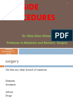 surgical bed side procedure  new 2017 2018