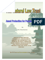The Natural Law Trust eBook