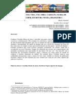 ANÁLISE Carolina Maria de Jesus. Quarto de despejo. Diário de uma favelada.pdf