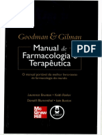 Manual de Farmacologia e Terapêutica Goodman
