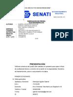 Proyecto - Plantilla 2018 VI SEMESTRE 1