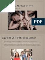 Hipersexualidad y control de impulsos
