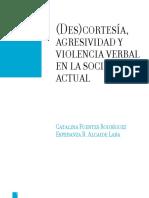 RODRÍGUEZ; LARA (2008) - (Des)cortesía, agresividad y violencia verbal en la sociedad actual.pdf