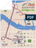 Bridge Run Map