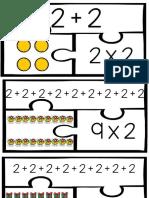 rompecabezas de operaciones aritmeticas