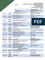 Programación Clases Calculo Diferencial 16 Sem 2p-2018