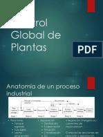 Control Global de Plantas
