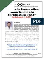 Formation Cissp Dakar