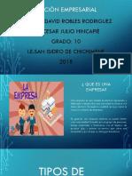 Informacion Empresarial