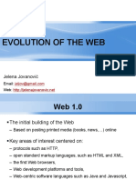Evolution-Of-The-Web_web 1 to Web 3_L 5