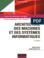 Architecture Des MACHINES