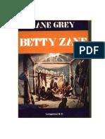 Zane Gray - Betty Zane (Ita Libro).pdf