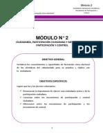 Modulo 2 - Ciudadanía Participación Ciudadana y Mecanismos de Participación y Control(Versión Final)