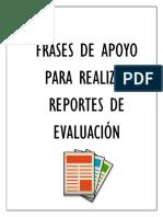 Mega Frases Reportes Evaluacion (1)