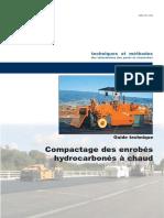 Guide de Compactage Des Enrobés à Chaud - LCPC
