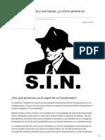 Boliviaimpuestos.com-Auditoria Tributaria y Sus Bases o Cómo Piensa Un Fiscalizador