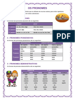 PRONOMES - subclasses.pdf